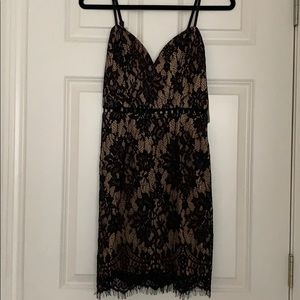 NEW: Tobi lace dress medium